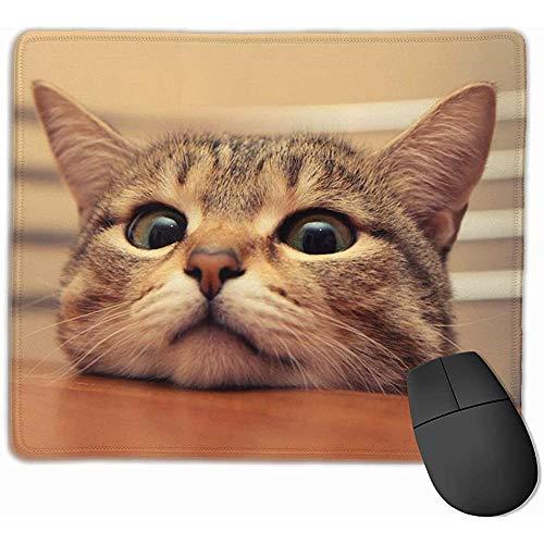 Silla Cat Mousepad Gaming Laptop Alfombrilla de ratón Alfombrilla de ratón Alfombrilla Ratones Alfombrilla de ratón Alfombrilla de ratón de Escritorio