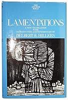 Lamentations (Anchor Bible S.)