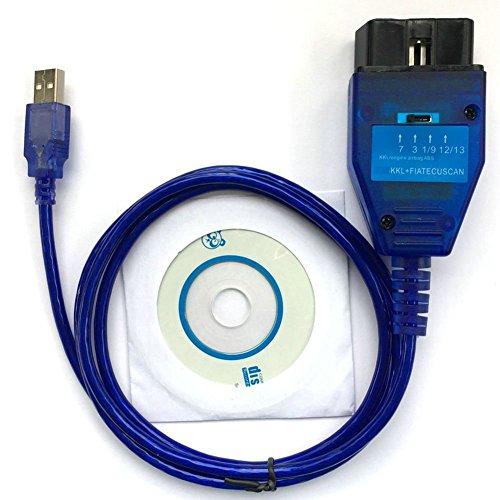 FiatECUscan KKL 409,1 Interruptor Multiecuscan Coches de Italia-hr-tool ®