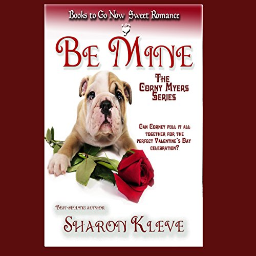 Be Mine audiobook cover art