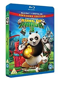 Kung Fu Panda 3 [Blu-ray] [2016]
