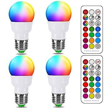 Best led color light bulb Reviews