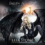 Fallen Academy: Year One cover art