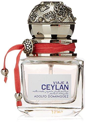 Adolfo Dominguez - Viaje A Ceylan Woman Agua De Tocador Vaporizador, 50 ml