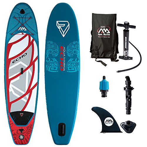 Aqua Marina Sport Echo 10.6 iSUP Sup Stand Up Paddle Board Paddel...