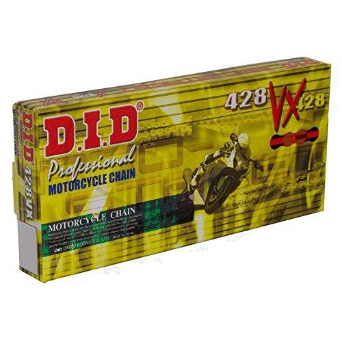 140/Denti Standard Aperta Con Chiusura A Clip D.I.D/Catena 428/D