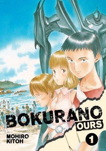 Bokurano: Ours, Volume 1: 01