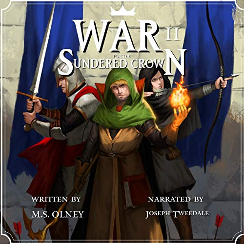 War for the Sundered Crown  By  cover art