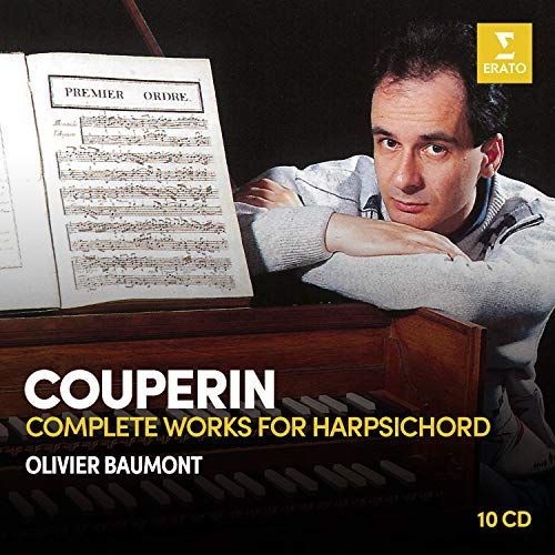 Baumont - Complete Works For Harpsichord
