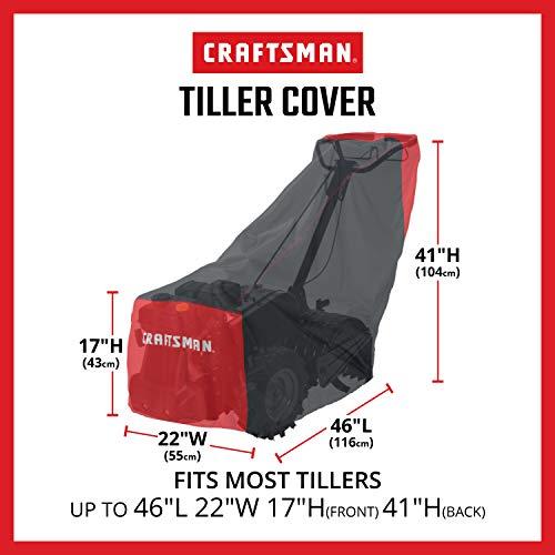 Craftsman Gas Rototiller Cover