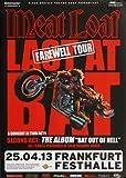 Meat Loaf - Farewell Tour, Frankfurt 2013 »