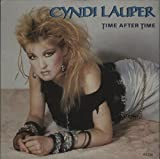 Time After Time 歌詞