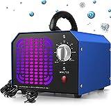 Generador de Ozono 6000 mg/ h Purificador Ozono de Aire Profesional con Temporizador de 180 min para Eliminaciónn de Olor y Desinfección