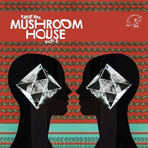 Kapote Pres. Mushroom House Vol 2 [Vinilo]