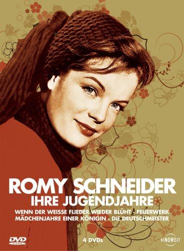 Romy Schneider - Ihre Jugendjahre [4 DVDs]