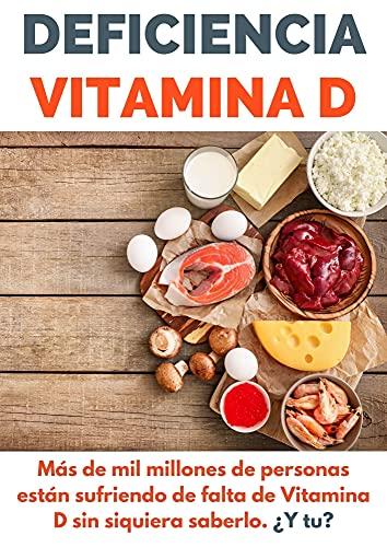 Deficiencia Vitamina D: Más de mil millones de personas están sufriendo de falta de Vitamina D sin siquiera saberlo. ¿Y tu?