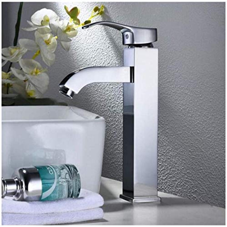 Wasserhahn Küche Bad Garten Waschtisch-Mischbatterie Bad Becken Wasserhahn Messing Ctzl1270
