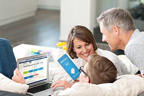 devolo Home Control Zentrale (Smart Home Steuereinheit, Z-Wave Hausautomation, intelligente Haussteuerung per iOS/Android App, Smarthome zum Selbermachen) weiß - 7