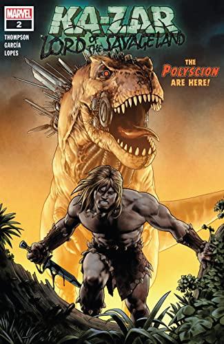 Ka-Zar Lord of the Savage Land (2021) #2 (of 5) (English Edition)