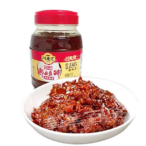 ?県紅油豆板醤 トウバンジャン 豆瓣? 中華味噌 業務用 1kg
