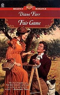 Fair Game (Signet Regency Romance)