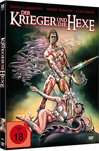 Der Krieger und die Hexe - Uncut Limited Mediabook-Edition (plus Booklet/digital remastered)
