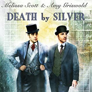 Death by Silver audiobook cover art