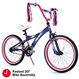 Go Girl 20' Girls Purple Quick Connect