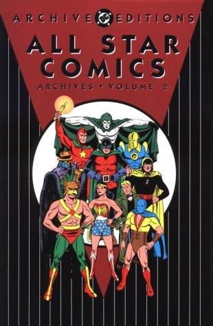 All-Star Comics Archives Vol. 2