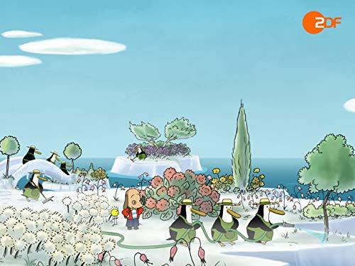 Der Tag, an dem die Pinguine einen Garten anlegten
