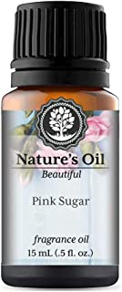 Pink Sugar Fragrance Oil (15ml) For Perfume, Diffusers, Soap Making, Candles, Lotion, Home Scents, Linen Spray, Bath Bombs, Slime