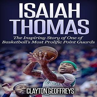 Isaiah Thomas audiobook cover art