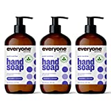 Everyone Hand Soap: Lavender and Coconut, 12.75 Ounce, 3 Count- Packaging May Vary