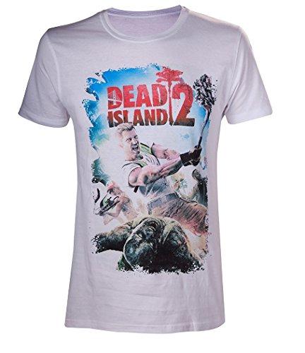 Dead Island T-Shirt -XL- With Full Colour Print, W [Importación Alemana]