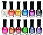 Kleancolor Nail Polish - Awesome Metallic Full-Size Lacquer
