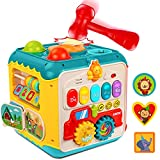 Best Activity Cubes - UNIH Activity Cube Toys for Baby,Learning Toys Review