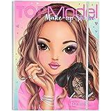 Carpeta guía de Maquillaje TOPMODEL