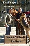 España a pie. Camino Norte de Santiago