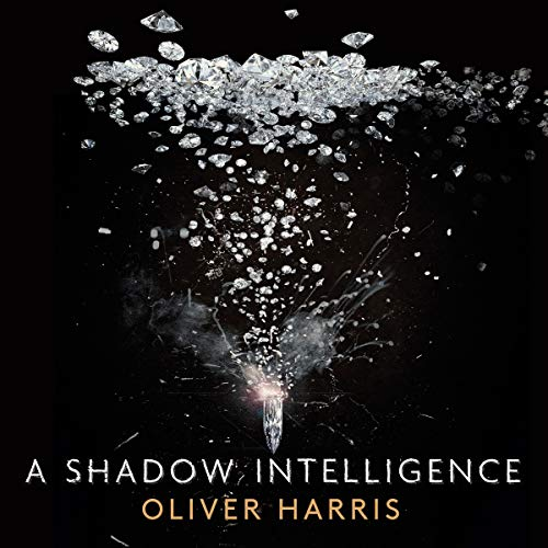 A Shadow Intelligence audiobook cover art