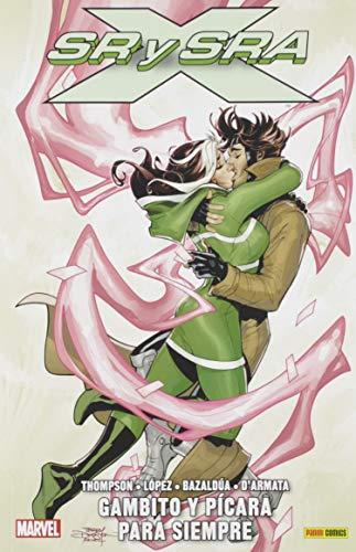 Sr. y Sra. X 2. Gambito y Pícara para siempre