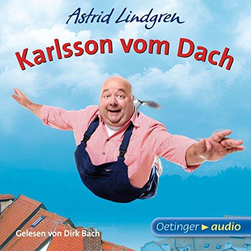 Karlsson vom Dach  By  cover art