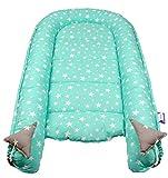 Solvera/_Ltd Sacco Nanna Bambina Bambino Culla Sacco Nanna per Neonati,