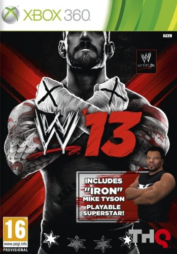 WWE 13 Mike - Tyson Edition