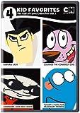 4 Kid Favorites Cartoon Network Hall of Fame Number 2...