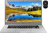 Flagship Samsung 4+ Chromebook 15 LaptopComputer 15.6'FHD WLED Display Intel Celeron Processor N4000 4GB RAM 128GB eMMC USB-C WiFi WebcamChrome OS + iCarp Wireless Mouse