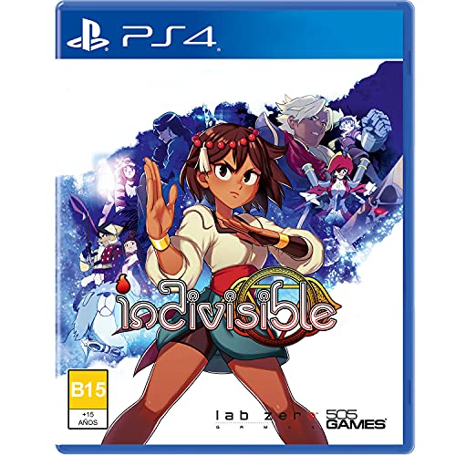 Indivisible for PlayStation 4 [USA]