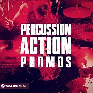 Percussion Action Promos (Original Score)