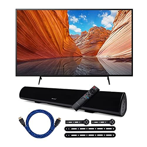 Sony KD43X80J BRAVIA 43-Inch 4K Ultra HD HDR LED Smart TV with...