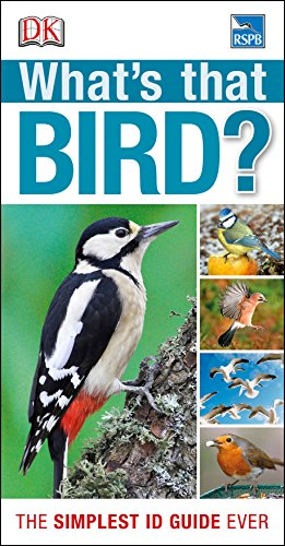 RSPB What's that Bird?: The Simplest ID Guide Ever (English Edition)