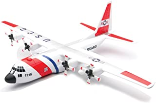 New-Ray Toys Inc. 20617 1/60 Lockheed C-130 Hercules USCG